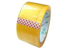 Yellowish Bopp Packing Tape