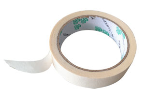 Cream White Masking Tape